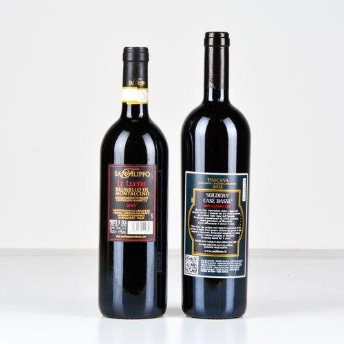 San Filippo, Brunello di Montalcino Le Lucère Case Basse di Gianfranco Soldera, …