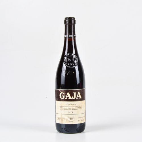 Gaja, Barbaresco, (1 Bt) 1976 1 Bt BN