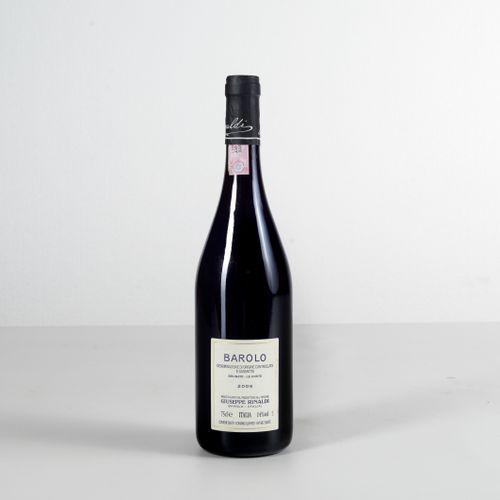 Giuseppe Rinaldi, Barolo Brunate Le Coste, (1 Bt) 2006 1 Bt WN