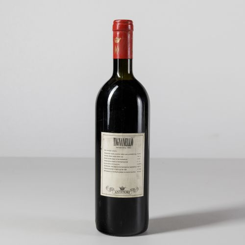 Antinori, Tignanello, (1 Bt) 1982 1 Bt TS