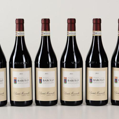Bartolo Mascarello, Barolo, (12 Bts) 2011年12 Bts WN