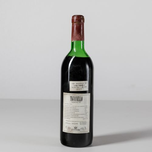 Antinori, Tignanello, (1 Bt) 1977 1 Bt TS