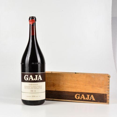 Gaja, Barbaresco, (1 DMg) 1976 1 DMg WN