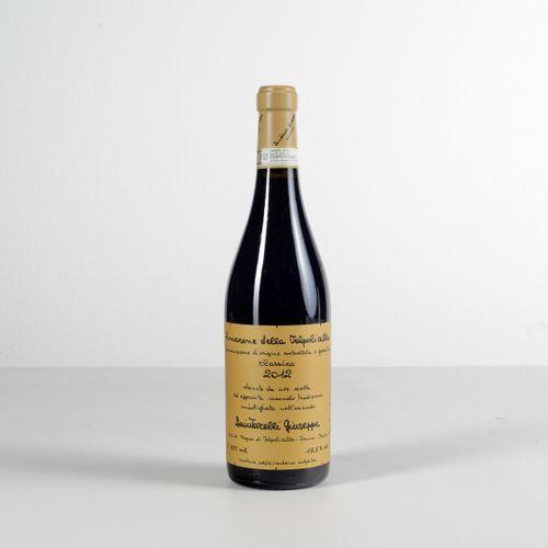 Quintarelli, Amarone della Valpolicella Classico, (1 Bt) 2012 1 Bt WN