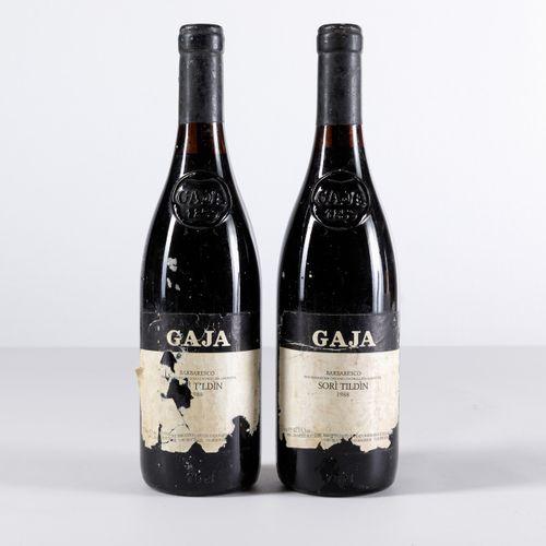 Gaja, Barbaresco Sorì Tildin, (2 Bts) 1988 2 Bts BN