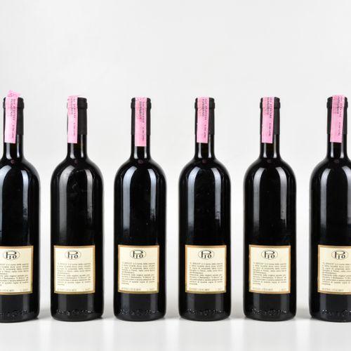Pio Cesare, Barbaresco Il Bricco, (8 Bts) 1990 8 Bts WN OWC da 6 bottiglie
