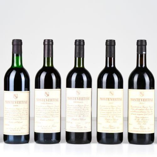 Montevertine, Montevertine Montevertine, Chianti Classico, (17 Bts) Chianti Clas…