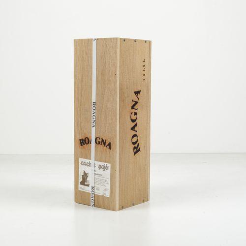 Roagna, Barbaresco Crichet Paje, (1 Mg) 2011 OWC scellé