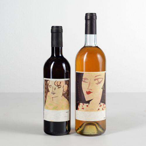 Montevertine, Ambra Dolce Montevertine, Thea di Maggio, 2瓶(1瓶50cl和1瓶)Ambra Dolce…
