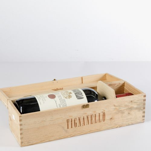Antinori, Tignanello, (1 Mg) 1997 1 Mg WN OWC