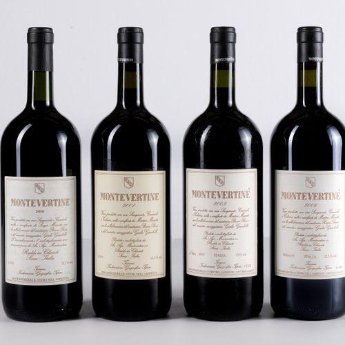Montevertine, Montevertine, (4 Mgs) 1999 1 Mg BN 2001 1 Mg WN 2003 1 Mg WN 2006 …