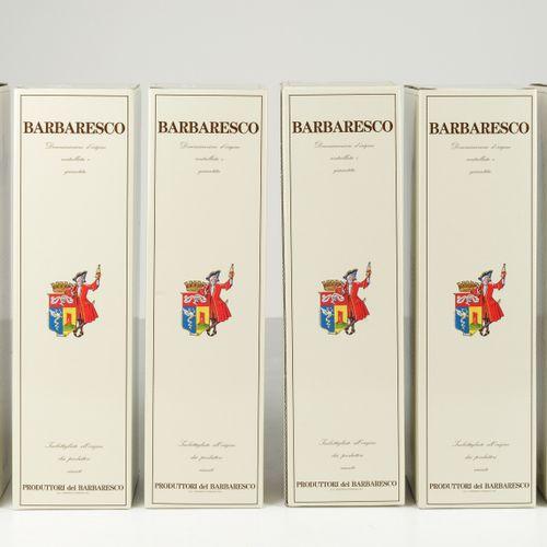 Produttori del Barbaresco, Barbaresco Montestefano Riserva, (6 Mgs) 2013 6 Mgs W…