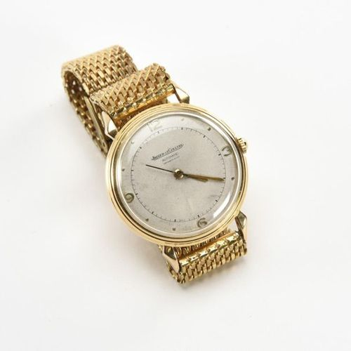 JAEGER LECOULTRE Automatic. Montre bracelet homme. Bracelet en métal et boîtier …