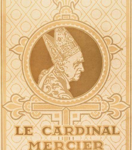 Van Humbeeck, Pierre ; Cordon, Jef ; Piron, Maria Cardinal Mercier (1851 1926). …