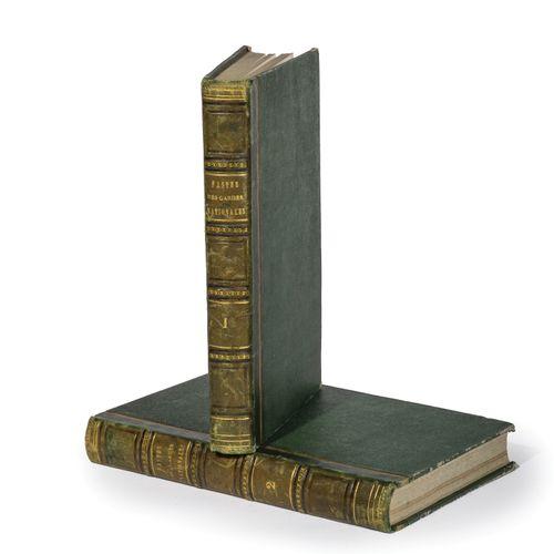 Alboise and Elie. Fastes des gardes nationales de France.  2 vols. In 4, bound i…