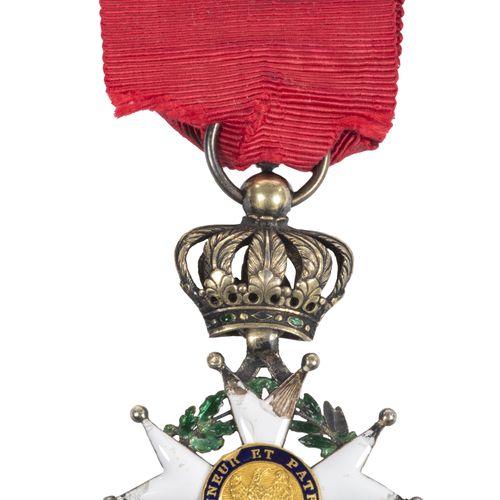 Presidency. Order of the Legion of Honour. Knight's Cross. Chips. Good ribbon.