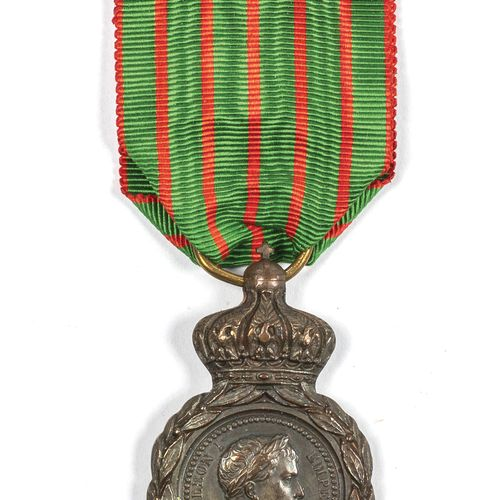 Second Empire. Medal of Saint Helena. Awarded to veterans of the wars of the Fir…