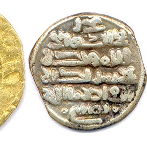 AFGHANISTAN Dynastie des GHAZNAWIDES MAHMUD  388 421 (998 1030)  Dinar en or fra…