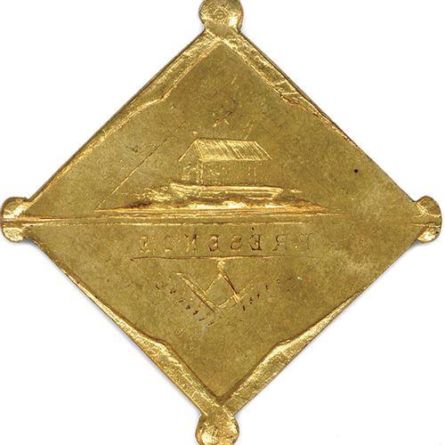 LES TRINOSOPHES DE BERCY ET LES ADMIRATEURS DE NOÉ  Dans le triangle supérieur:…