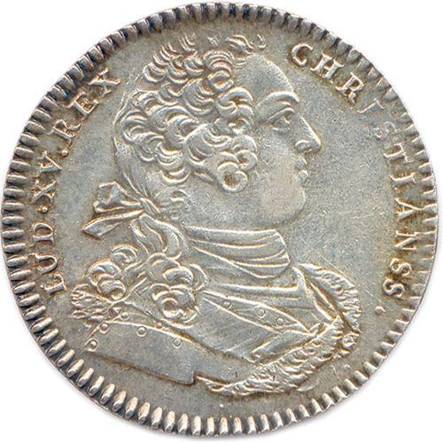LES AMIS DE LA LIBERTÉ  LUD. XV. REX. CHRISTIANISS. Louis XV, roi très chrétien.…