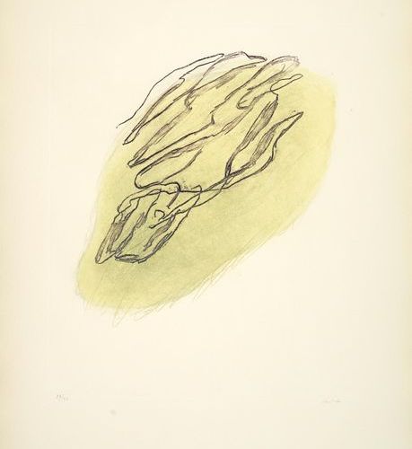 Jean FAUTRIER Jean FAUTRIER (1898 1964) Vegetable forms Etching and aquatint in …