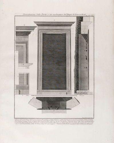 Giovanni Battista PIRANESI Giovanni Battista PIRANESI (1720 1778) Dimostrazione …