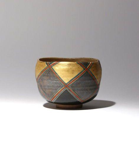 A RARE JAPANESE TEA BOWL FOR THE TEA CEREMONY, CHAWAN EDO PERIOD, 17TH CENTURY T…