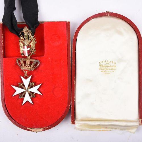 Ordre Souverain Militaire Hospitalier de St Jean de Jérusalem, de Rhodes et de M…