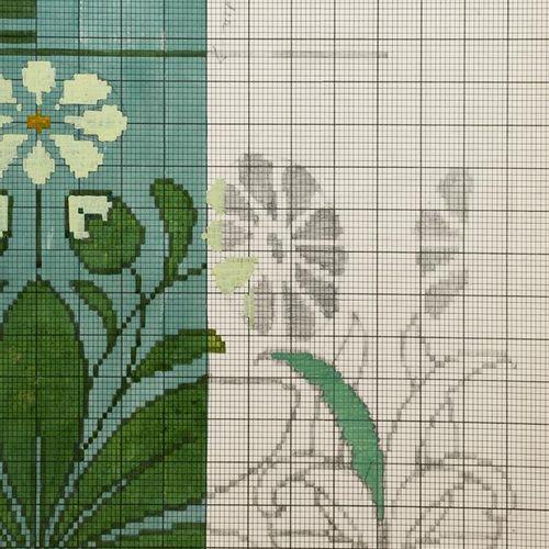 Charles Francis Annesley Voysey (1857 1941) Design pour un tapis Tomkinsons, (Ye…