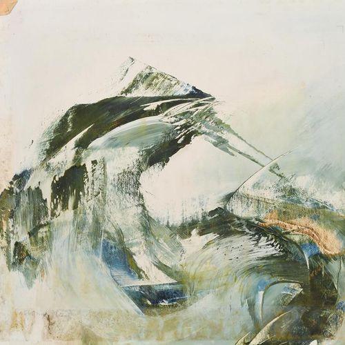 Jon Catleugh (1920 2009) Poisonous Flora, 1957 acrylique sur papier, et huit aut…