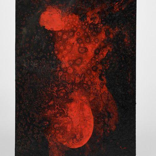Jon Catleugh (1920 2009) Torso, une suspension murale en plâtre, 'Kitchen Maid',…