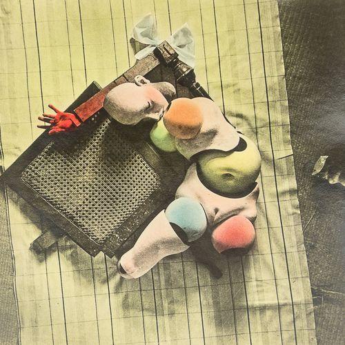 Hans BELLMER (1902 1975) Les jeux de la poupée 1949 Texts by Paul ELUARD (1895 1…