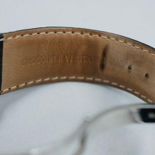 LACOSTE. Edition limitée. Montre bracelet d'homme, cadran en acier à fond doré, …