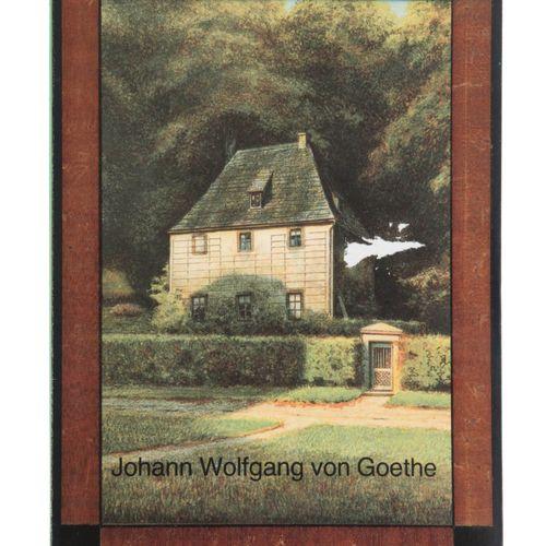 One century. Dedicated to Johann Wolfgang von Goethe. (Gent), (Imschoot Uitgever…