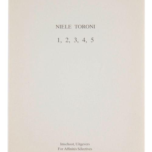 1,2,3,4,5 Prétexte à un livre d'artiste. (Gent), Imschoot Uitgevers/ For Affinit…