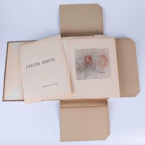 (Smits) Ernest Van den Bosch, La Vie et L'Oeuvre de Jakob Smits. Anvers, Van Die…