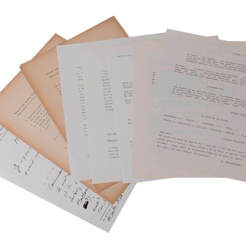A collection of 13 open letters: 1. 1. 'Une cube, une sphère' Kassel, 27 June 19…