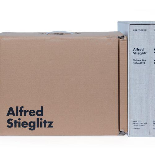 (Stieglitz) Sarah Greenough, Alfred Stieglitz The Key Set. New York, Harry N. Ab…