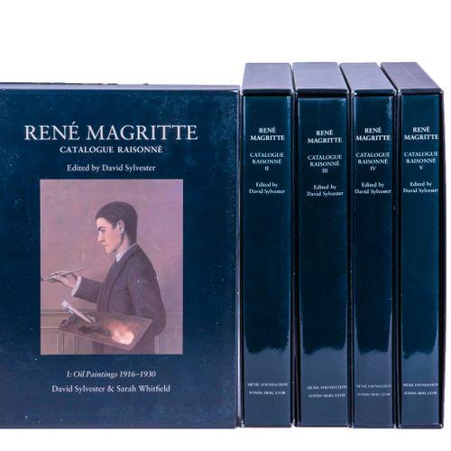 (Magritte) David Silvester, René Magritte/ Catalogue raisonné Mennil Foundation/…