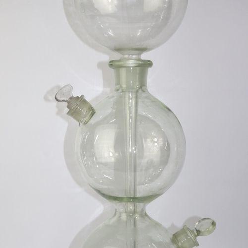MEDICINE PHARMACY.  KIPP device.  H_71.5 cm.