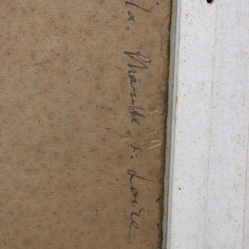 Arduido COLATO (1880 1954).  La Charité sur Loire.  Huile sur carton, signée en …