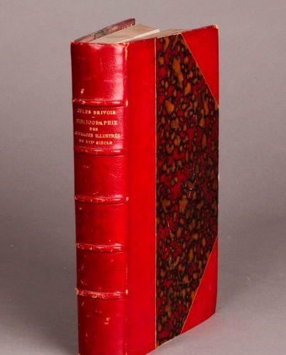 [BIBLI OG RAPHIE / BIBLIOPHILIE]. BRIVOIS (Jules) Guide de l'amateur. Bibliograp…