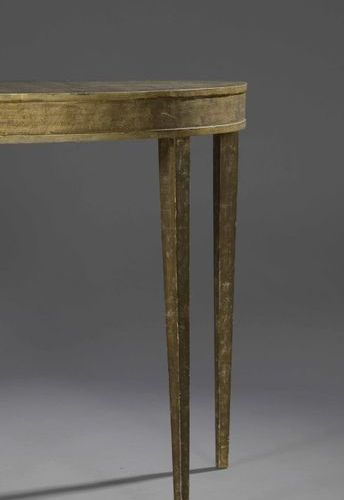 Jean Michel FRANK (1893 1941) et Adolphe CHANAUX (1887 1965) Fully patinated woo…