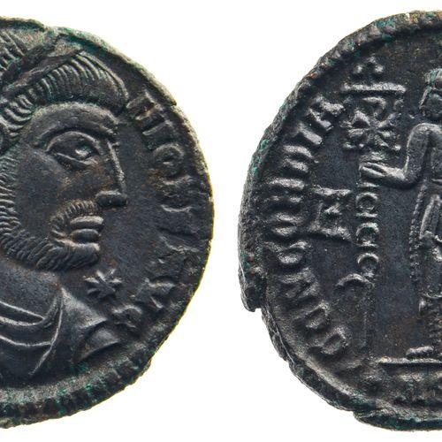 Vetranio (1er mars 25 décembre 350), ROME,  Vetranio (1er mars 25 décembre 350),…