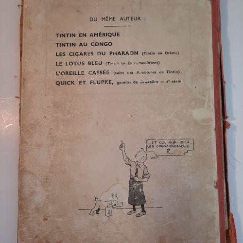 Hergé HERGE  Quick et Flupke,    Gamins de Bruxelles, 4me série, Casterman, 1937…