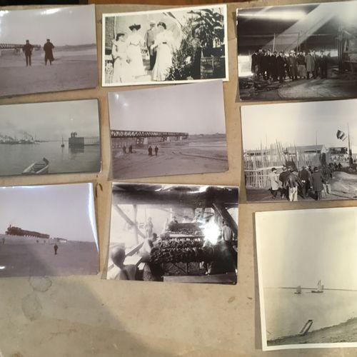 Chemin de Fer Pekin Hankow, ensemble de photographies CHINE, VERS 1900 1924  Che…