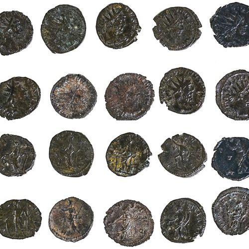 Victorinus (268 270), ROME,  Victorinus (268 270),    Antoniniens (6), rev. SALV…
