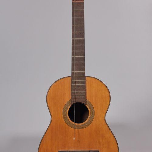 Guitare classique de l'atelier de Julian GOMEZ RAMIREZ, Paris, circa 1930.  Prob…