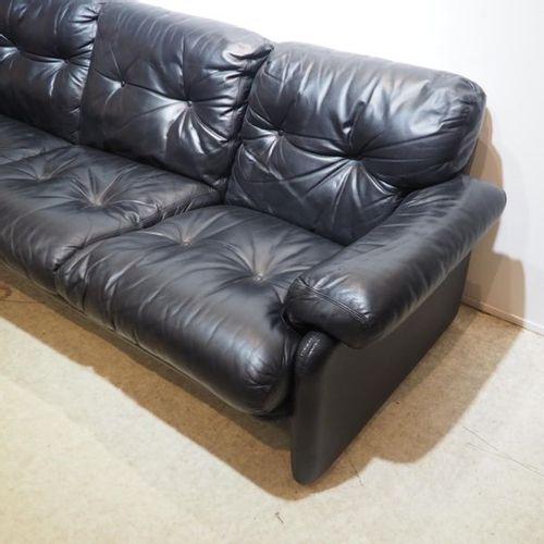 Scarpa Afra & Tobia Scarpa Afra & Tobia / B&B: Sofa 3 seats, Coronado model, yea…