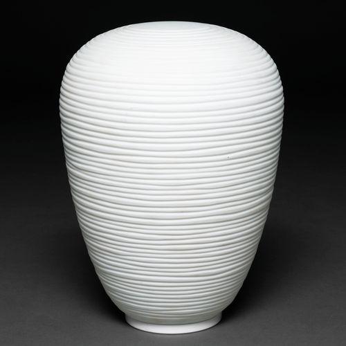 Lampe de table Foscarini Rituals en verre. Siglo XX. Bon état. 33 x 24 cms.